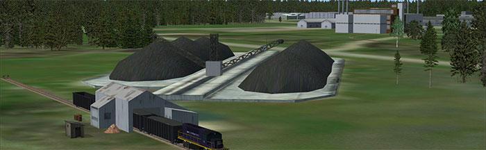 Coal hills