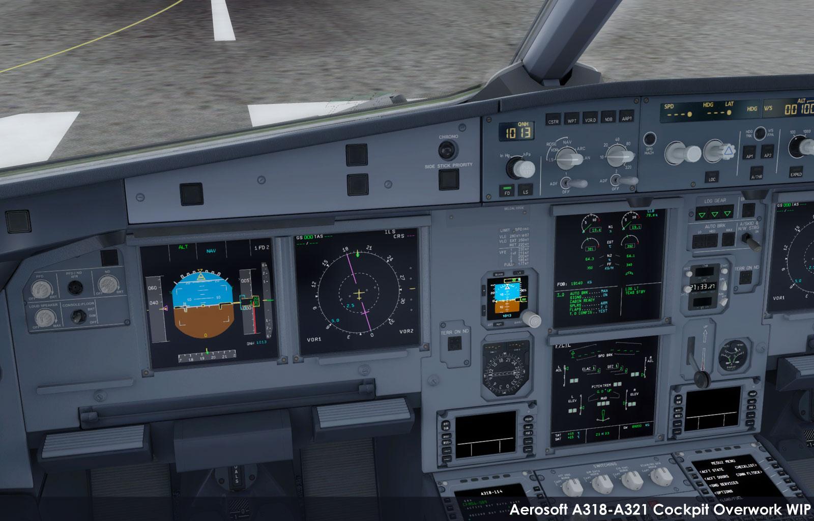 Aerosoft Airbus Professional Series Major P3Dv4 Update