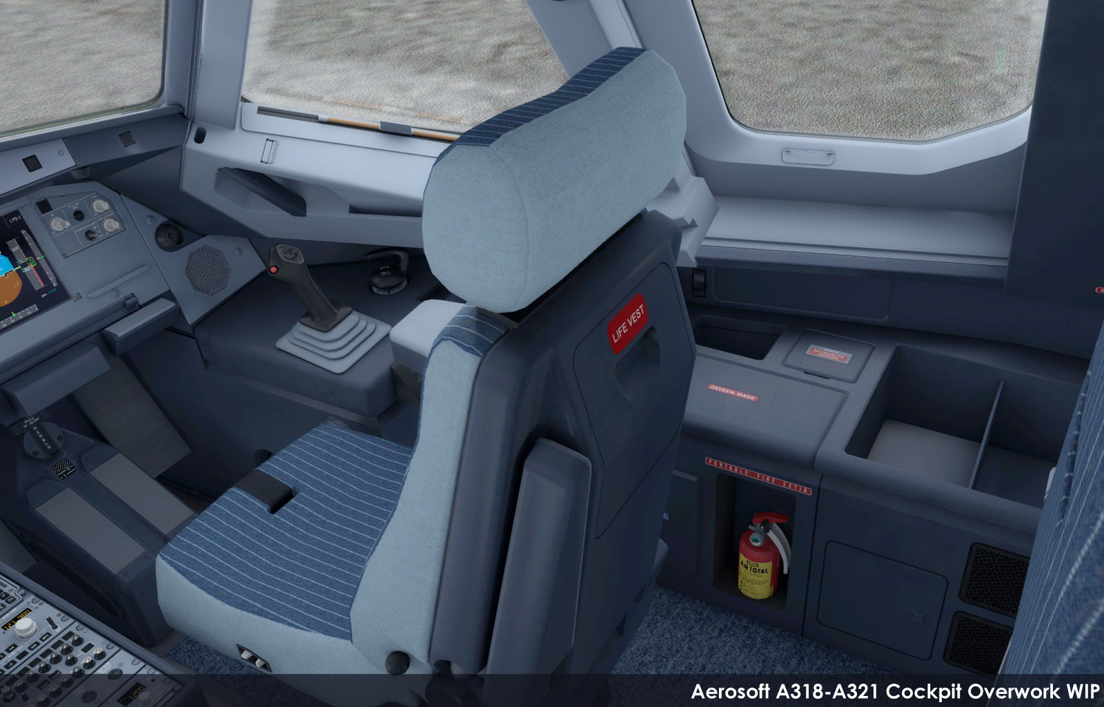 Aerosoft Airbus Professional Series Major P3Dv4 Update