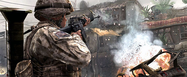 The latest Call of Duty: Modern Warfare 4