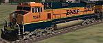BNSF Dash 9-44 Heritage I