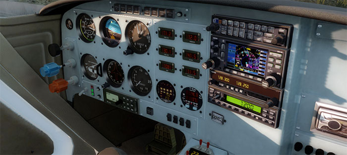 Day Virtual Cockpit