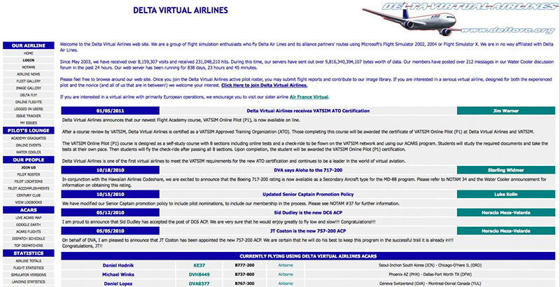 Delta Virtual Airlines