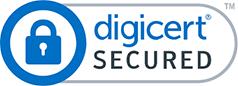 Secured by Digicert
