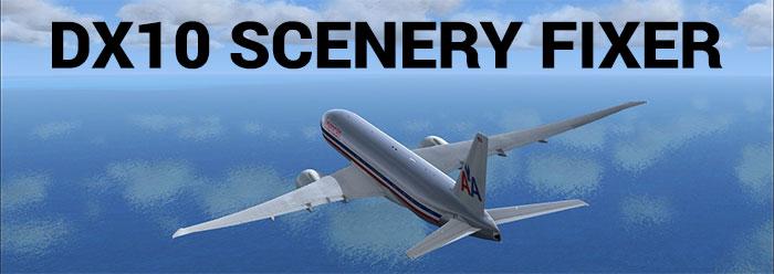 DX10 Scenery Fixer