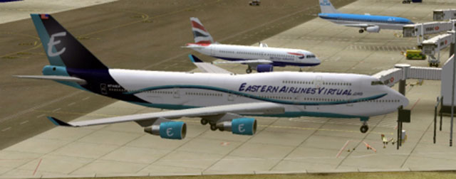 Eastern Airlines Virtual Adds Boeing 747-400 to Fleet