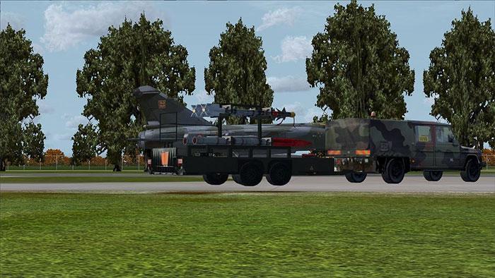 EHLW Air base.