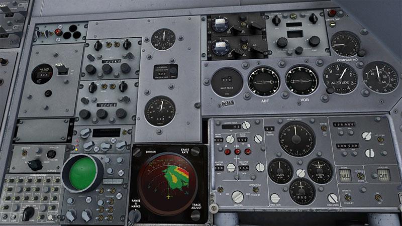 Engineer's panel