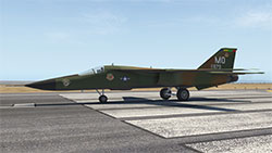 F-111A in XP11.