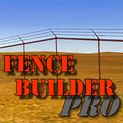 Fence Builder PRO logo.