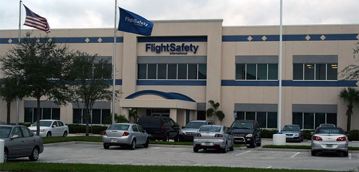 FlightSafety building