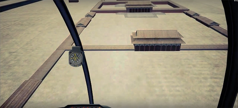 China's Forbidden City in FSX.