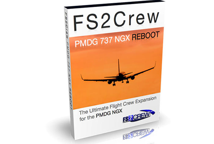 FS2Crew box artwork.