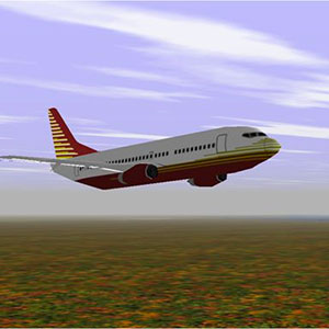 Screenshot from FS98