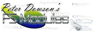 Peter Dowson''''s FS Modules logo