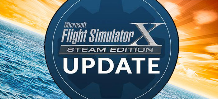 FSX Update artwork