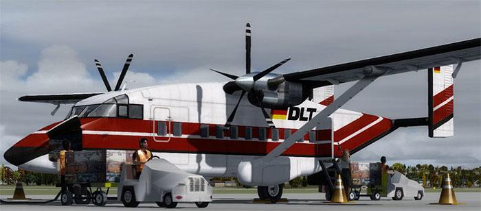 German Shorts aircraft