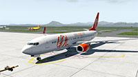 GOL 737 in XP11