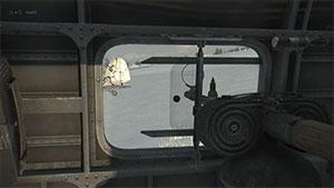 Gunner turret