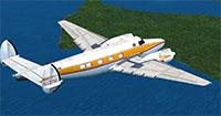 Howard 500 flying in P3Dv4.