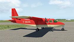 Islander in XP11.