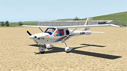 Jabiru 160C in XP11.