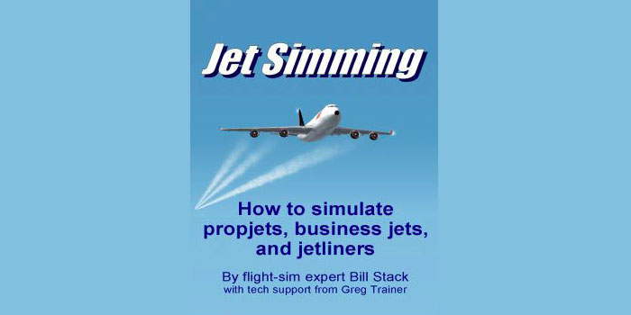 Jet Simming header