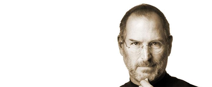 Steve Jobs Cover shot