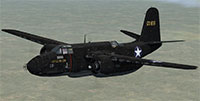 "A-280 Havoc ""Little Hellion"""