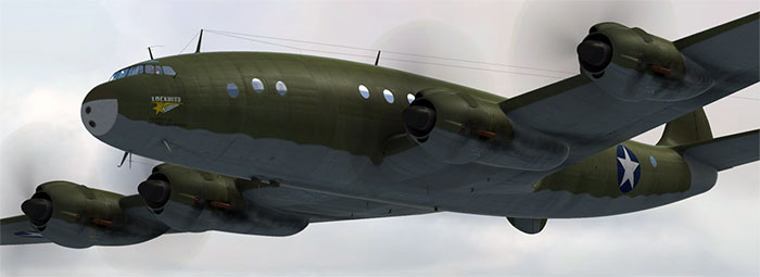 Military Connie.