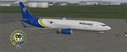 Cargo plane in XP11.