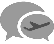 Flight sim forum icon