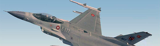 Olsson's F-16 model
