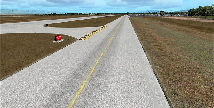 Detailed taxiway