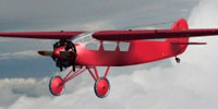 Thumbnail of a red Cessna AW.