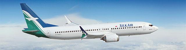 Silkair 737