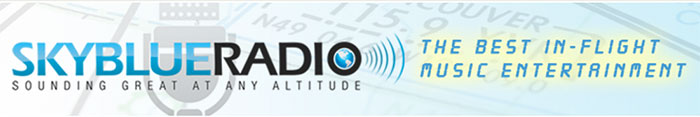 Sky Blue Radio logo