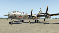 Superfortress XP11.