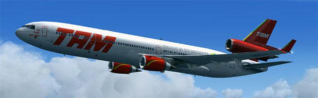 PMDG TAM MD-11