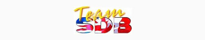 Team SDB logo
