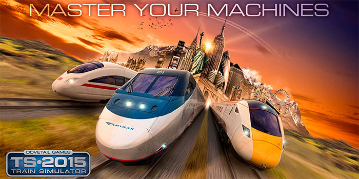 Train Simulator 2015 artwork
