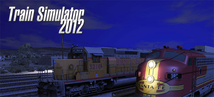 Train Simulator 2012 Cover Shot