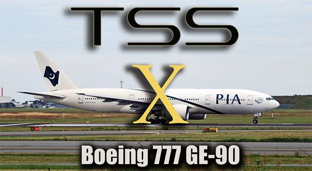 GE-90 777