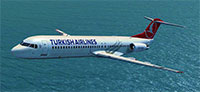 Turkish Fokker 100 pack.