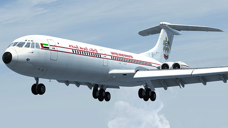 United Arab Emirates livery.