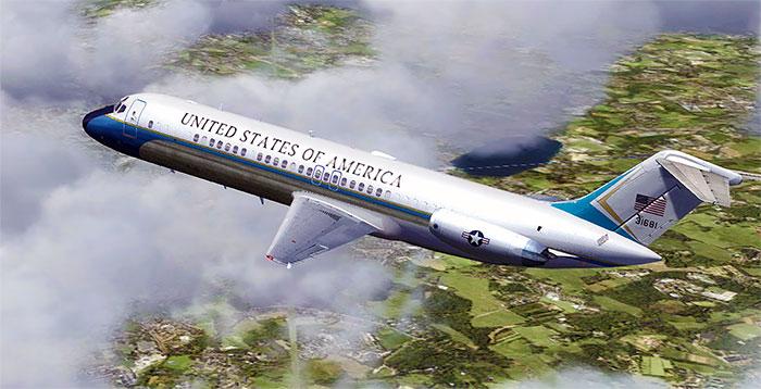 USA DC9