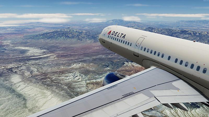 Utah scenery screenshot