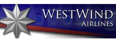 WestWind virtual airlines.