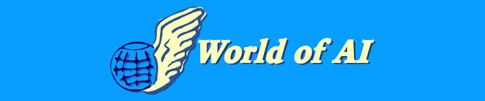 World of AI logo