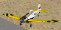 PZL M-18A Dromader in flight.